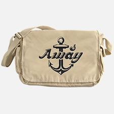 Anchors Away Messenger Bag
