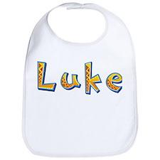 Luke Giraffe Bib