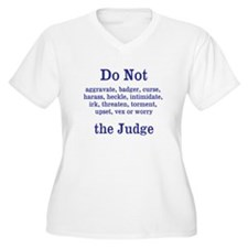 Do Not Irk ... Plus Size T-Shirt