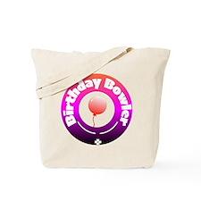 Birthday Bowler Tote Bag