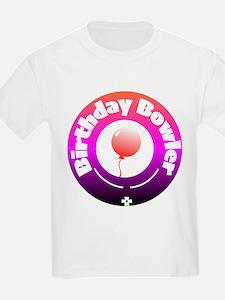 Birthday Bowler T-Shirt