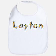 Layton Giraffe Bib