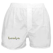 Landyn Giraffe Boxer Shorts