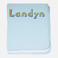 Landyn Giraffe baby blanket