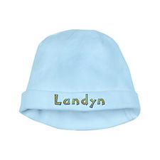 Landyn Giraffe baby hat