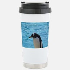 Cute Penguin  Stainless Steel Travel Mug