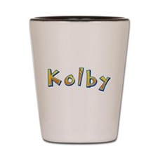 Kolby Shot Glass
