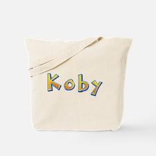 Koby Giraffe Tote Bag