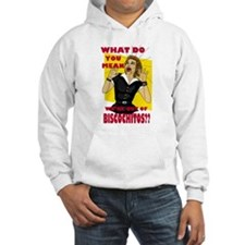 OUT OF BISCOCHITOS Hoodie