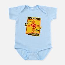 NM LOVE AND PRIDE Infant Bodysuit