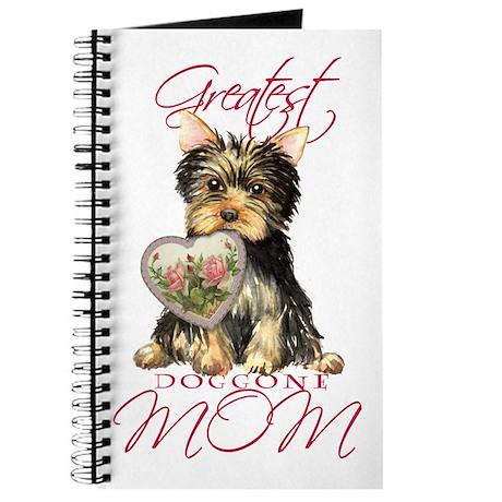 Yorkie Mom Journal
