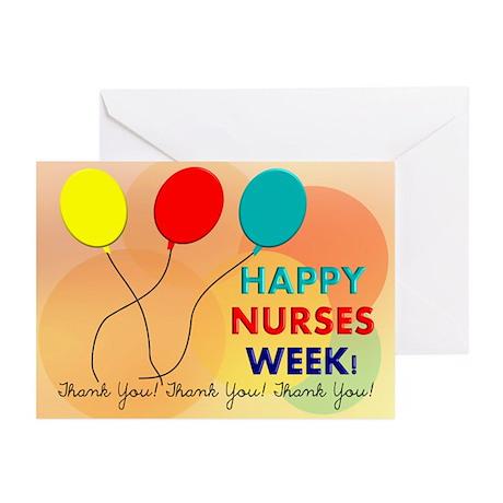 NURSE WEEK CARD 2 Greeting Cards