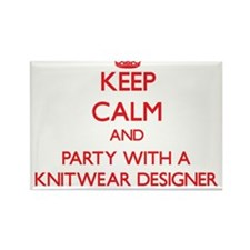 Keep Calm and Party With a Knitwear Designer Magne