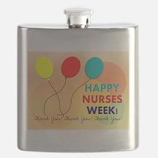 NURSE WEEK CARD 2 Flask