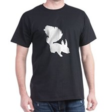 Squirrel Silhouette T-Shirt