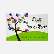 Nurse Week card 1 Magnets