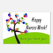 Nurse Week card 1 Postcards (Package of 8)