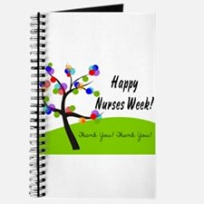 Nurse Week card 1 Journal