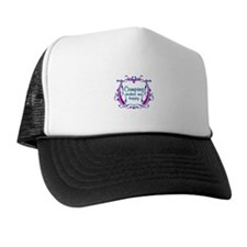 Camping Happiness Trucker Hat