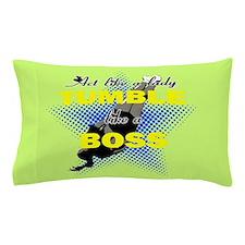 Tumble lika a Boss Cheerleader Pillow Case
