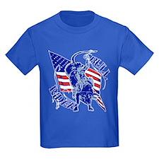 American Bull Rider T