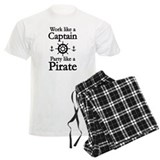Pirate Men's Light Pajamas