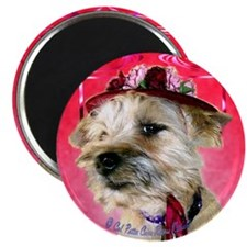 Red Hat Cairn Magnet
