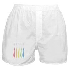 Toothbrushes Boxer Shorts