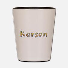 Karson Giraffe Shot Glass