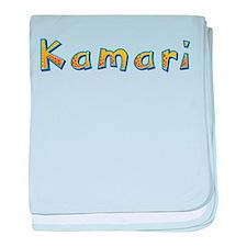 Kamari Giraffe baby blanket