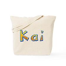 Kai Giraffe Tote Bag