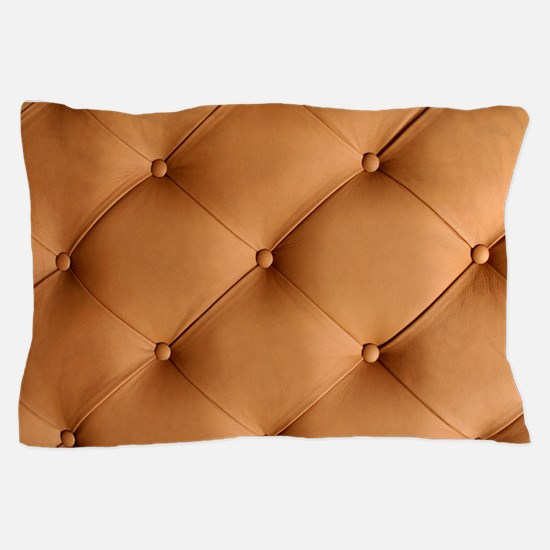 Leather Texture Pillow Case