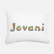 Jovani Giraffe Rectangular Canvas Pillow