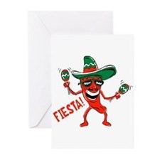 Fiesta Greeting Cards (Pk of 10)
