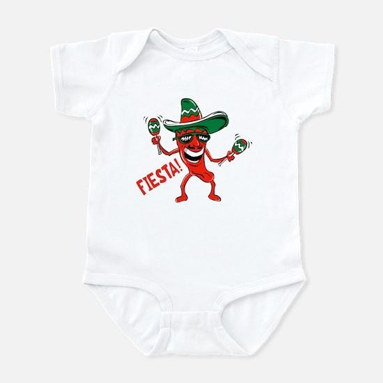 Fiesta Infant Bodysuit