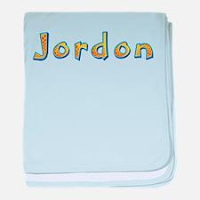 Jordon Giraffe baby blanket