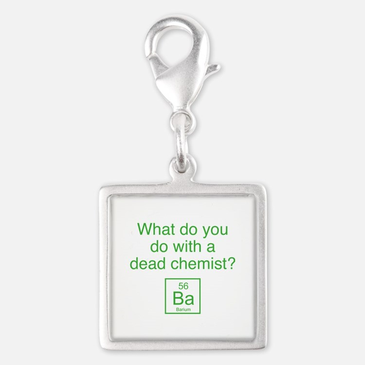 What Do You Do With A Dead Chemist? Silver Square
