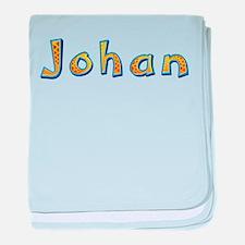 Johan Giraffe baby blanket