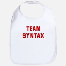 Team SYNTAX Bib