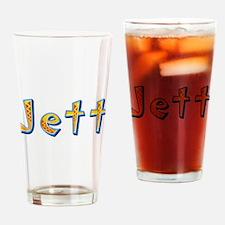 Jett Giraffe Drinking Glass