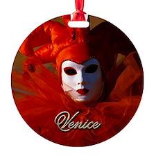 Carnival Mask Ornament