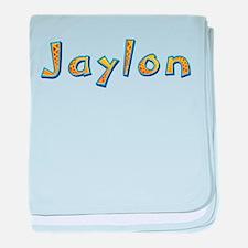 Jaylon Giraffe baby blanket