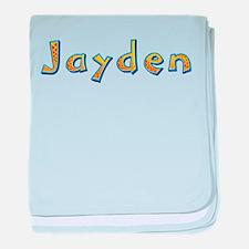 Jayden Giraffe baby blanket