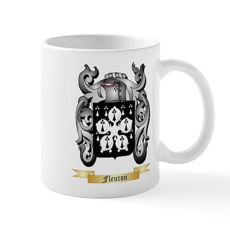 Fleuron Mug