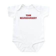Team NEUROSURGERY Infant Bodysuit