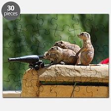 Prairie Dog Soldiers Puzzle