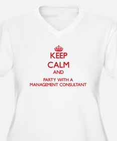 Keep Calm and Party With a Management Consultant P