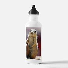 Adorable Prairie Dog Sports Water Bottle
