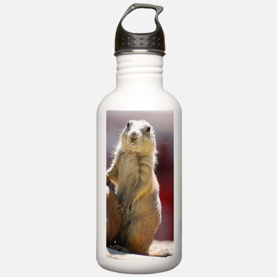 Adorable Prairie Dog Water Bottle