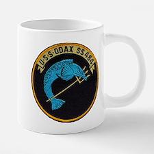 USS ODAX Mugs